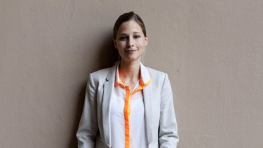 Giulia Enders was just 23 when her bestseller was published in 2014.