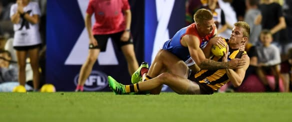 Melbourne claims second-night AFLX grand final