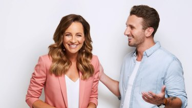Carrie Bickmore and Tommy Little are the hot contenders to replace Hamish and Andy on the Hit Network's national drive show.
