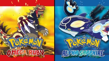 <i>Pokemon Ruby</i> and <i>Sapphire</i> are back and, as usual, it doesn't really matter which version you play. The differences are minor.