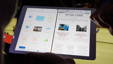 iOS 11 will give the new iPad Pro improved multitasking and file management capabilities.