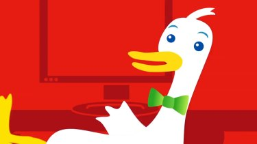 Apple included DuckDuckGo as a default search engine in 2014.