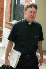 Father John Gerard Nestor, pictured in 1996.