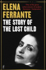 <i>The Story of the Lost Child</i> by Elena Ferrante is the fourth in her 'Neopolitan Novels'.