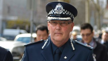 Assistant Commissioner Steve Fontana:  ''We need to stop it before it gets into the country.""
