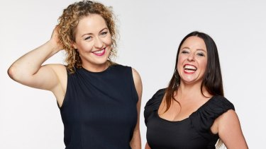 Zan Rowe and Myf Warhurst have been pleasantly surprised by the success of their <i>Bang On</i> podcast.