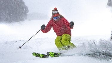 Ski resorts can expect idyllic conditions as the weekend unfolds.