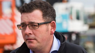 Premier Daniel Andrews said the early results of the trial, which began about six months ago, were encouraging.