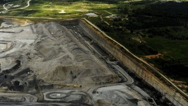 Shock decision: Glencore will shut down its Australian coal mines for three weeks from mid-December.