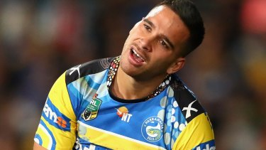 Corey Norman is alleged to have taken cash payments at Top Ryde car park.