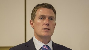 Social Services Minister Christian Porter says the fund would have an opening balance of $162.4 million in NDIS savings.