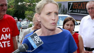 Education Minister Kate Jones says she is giving power back to teachers to help decide the future of their schools.