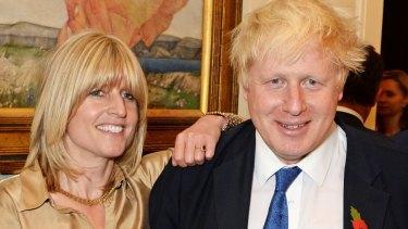 Rachel Johnson and her brother, Boris Johnson both went to the same boys' prep school, Ashdown.