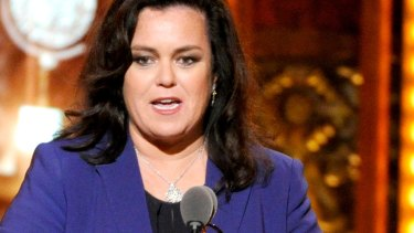 Rosie O'Donnell has put up her hand to play Trump's chief strategist Steve Bannon on SNL.