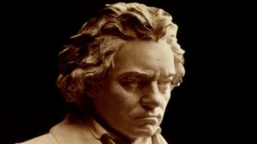 Hallelujah Beethoven who said music was the mediator between the spiritual and the sensual.
