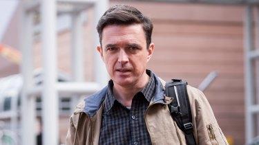 Matt Day as Brian in Wolf Creek 2.