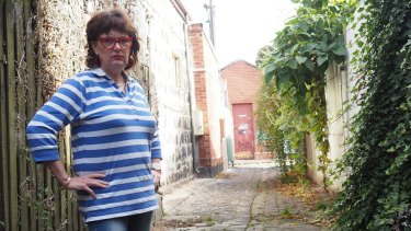 Education worker and Richmond resident Judy Ryan heads Victoria Street Drug Solutions.