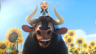 Ferdinand grows up in the care of Nina, who is devoted to him.