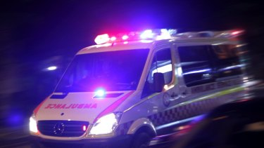 Sydney's ambulance dispatch boards have been reconfigured.