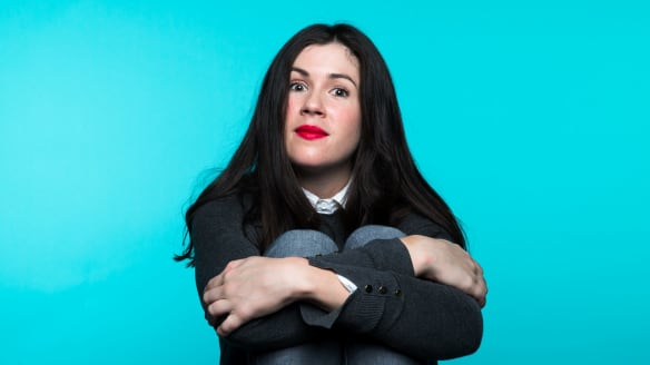 Becky Lucas review: Smart comedy for the selfie generation
