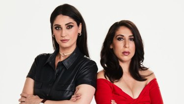 Sonya and Hadil from MKR