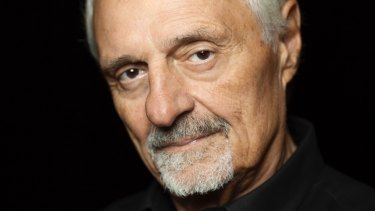 Ted Kotcheff, the Canadian director of Australian film classic <i>Wake in Fright</i>.