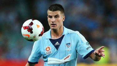 Heading back to Australia: Western Sydney Wanderers are hopeful of signing former Sydney FC player Terry Antonis on loan during the January transfer window.