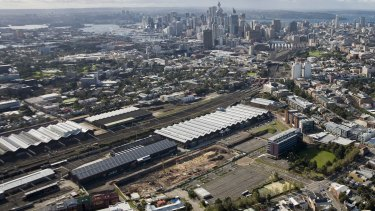 The state government is calling for expressions of interest from would-be buyers for the Australian Technology Park