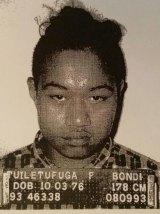John Tuiletufuga in the 1990s.
