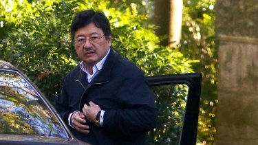 TPG chief executive David Teoh is building Australia's fourth mobile network.