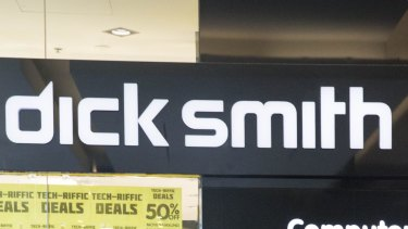 Dick Smith receiver Ferrier Hodgson has provided a timeline for store closures.