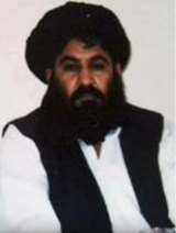 New Taliban leader: Mullah Mansour.