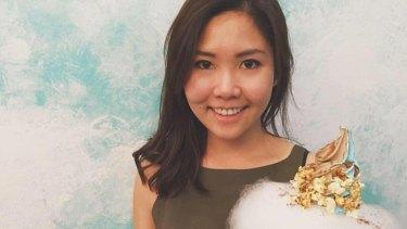 Miming Listiyani, 27, had just returned to Australia from overseas.