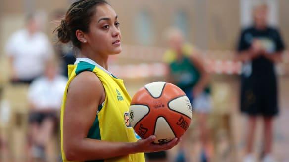 Canberra Capitals sign Australian Opal Leilani Mitchell for WNBL season