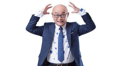 Fond of Australia: Meng Fei, host of If You Are the One.
