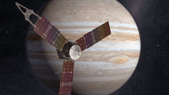 World's fastest probe, Juno, raring to unravel mysteries of Jupiter