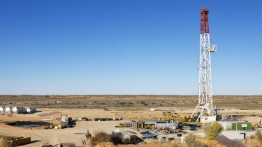 Beach Energy's Cooper Basin business has suffered heavy write-downs in 2014-15.