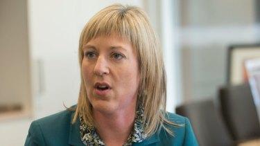 Fair Work Ombudsman Natalie James has taken aim at Woolworths.