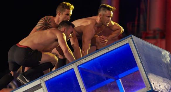 In the battle of the ninja TV shows Australian Spartan lacks muscle