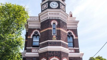 Flemington's post office is an architectural treasure.