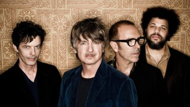 Back to the old House: Crowded House will return for two concerts on Sydney Harbour