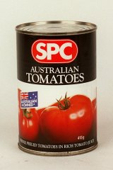Woolworths' decision to contract a new canned tomato supplier will reduce the size of its agreement with SPC.