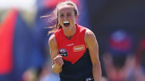 AFLW: Daisy Pearce named All-Australian team captain