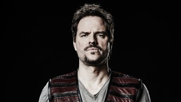 <i>Dark Matter</i> creator Joe Mallozzi says he always planned for Three, played by Anthony Lemke, to become a fan favourite.
