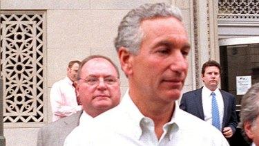 Charles Kushner pictured in 2006.