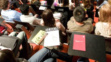 Deakin University has expelled 13 engineering students after they were caught paying a third party to complete their assignments for them.