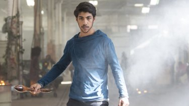 Hunter Page-Lochard stars as Koen West in <i>Cleverman</i>.