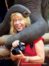 Geraldine in Thailand.