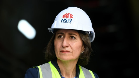 How Berejiklian turned the campaign around