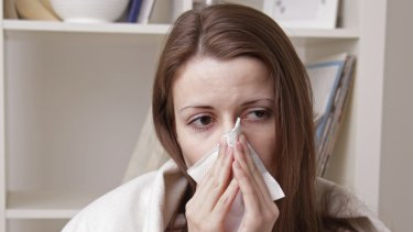 Flu season will peak in Victoria in late August or early September.